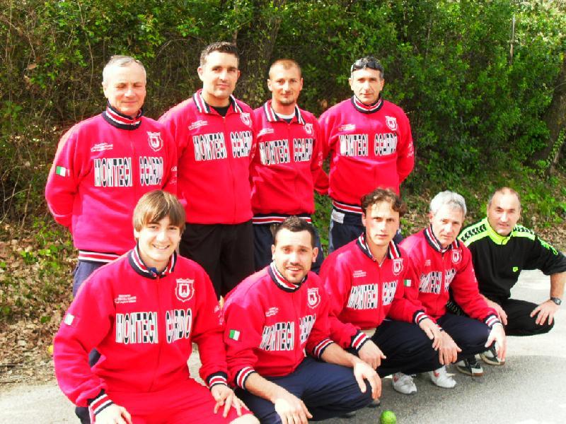 Squadra Monteciccardo 18-04-2010