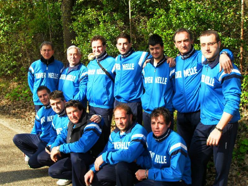 Squadra Tavernelle 18-04-2010