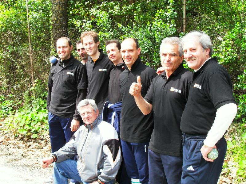 Squadra Samsara Pian Di Rose 18-04-2010