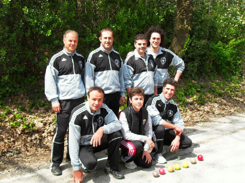 Squadra S.S.Sangiorgese 2  18-04-2010