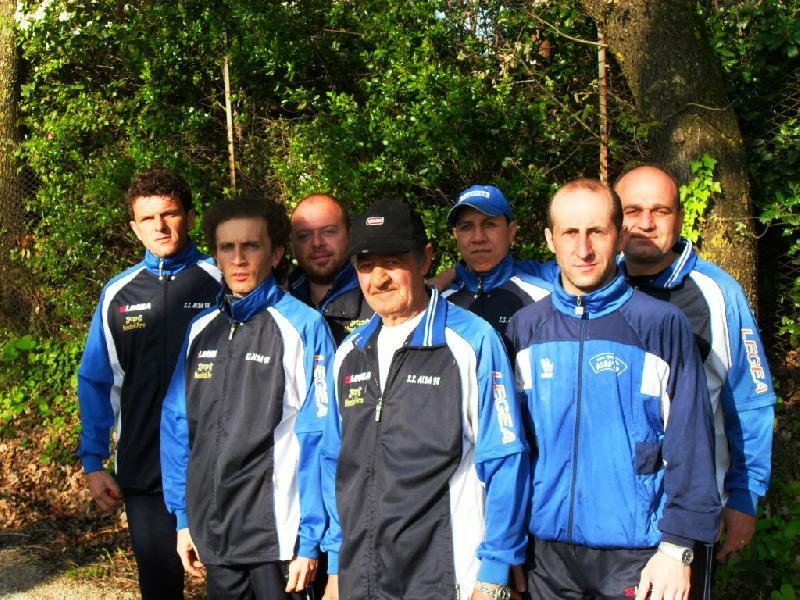 Squadra Alba 98  18-04-2010