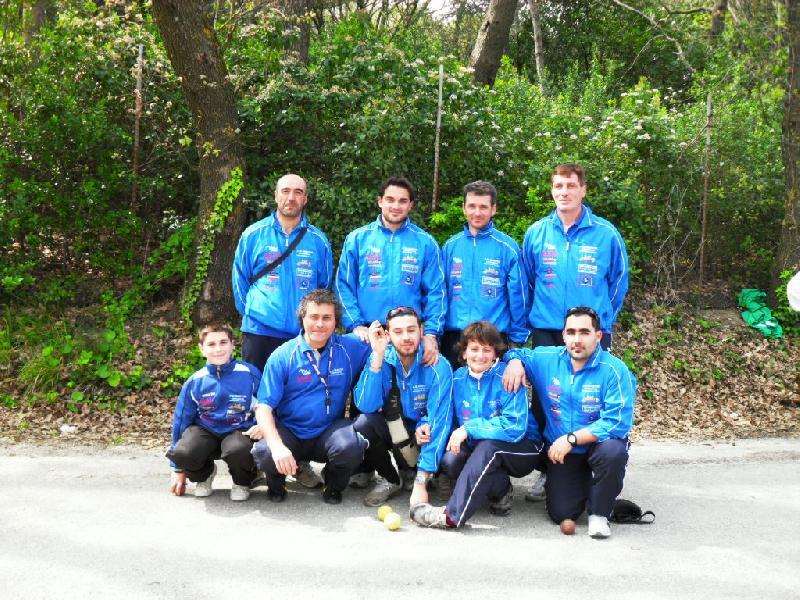 Squadra Arredo Garden 18-04-2010