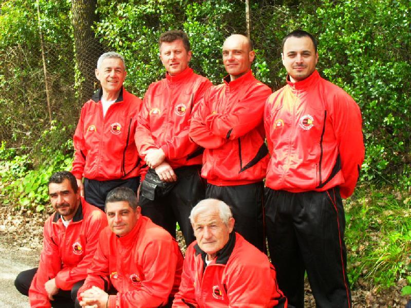 Squadra G.S.Carrara 18-04-2010