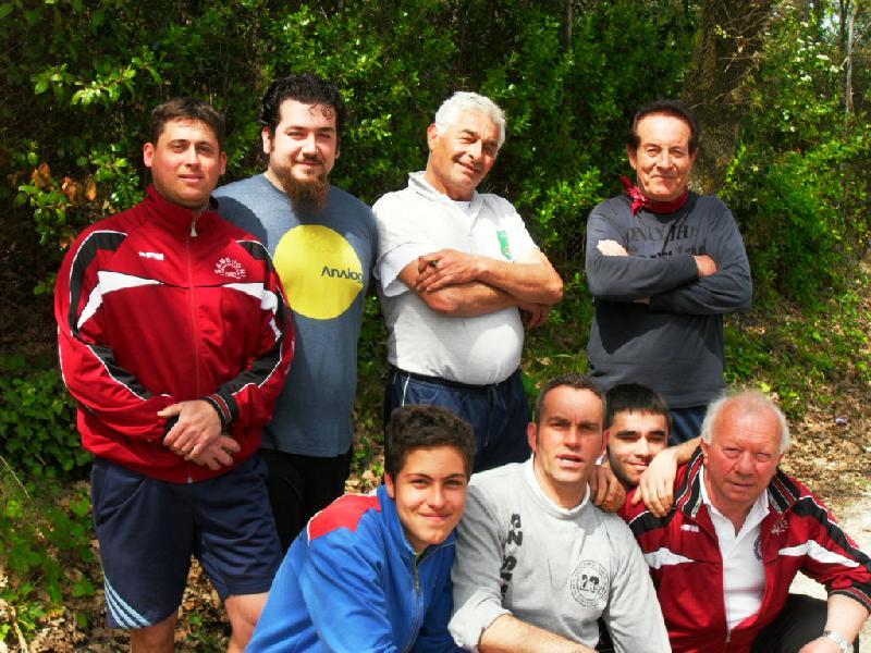 Squadra Antica Trattoria 18-04-2010