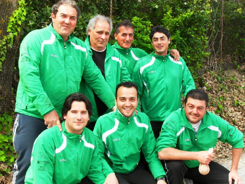 Squadra Bonta' Calcinelli 18-04-2010
