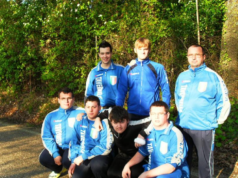 Squadra Giovanissimi Tavernelle Turbo 18-04-2010